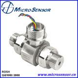 Alto sensore saldato Mdm291 di pressione differenziale di esattezza senza giunto circolare