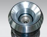 HDPE/LDPE sondern Schrauben-einzelner Winde-Film-durchbrennenmaschine aus