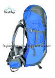 saco de caminhada Trekking de acampamento ao ar livre profissional de nylon da trouxa 42L