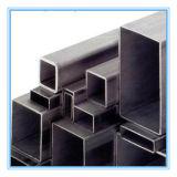 Tubo de acero rectangular cuadrado galvanizado