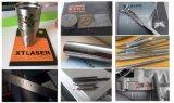ステンレス鋼カラーマーキングおよび電話シェルのマーキングのためのMopaレーザーのマーキング機械