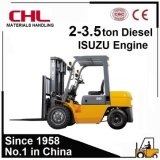 2-3.5 Ton Diesel Forklift Truck with Japan Isuzu Engine