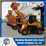 1.2 Tonnen-Rad-Ladevorrichtungs-Minitraktor für landwirtschaftliche Maschine-niedrigen Preis