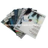 서비스, 인쇄하는 얇은 표지 책 인쇄, 잡지 인쇄 (OEM-MG006)