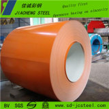 Rol van het Staal van de Leverancier Dx51d van China de Professionele Kleur Met een laag bedekte voor India