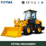 Giardino Cheap Small Wheel Loader di Lw180k con Forks
