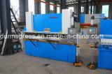 Máquina do freio da imprensa Wc67y-125t4000 hidráulica para a dobra do aço inoxidável