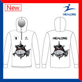 Camisola de pesca barata Sublimated de Hoodies Sweatershirts