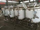 Strumentazione di rame domestica della fabbrica di birra della birra di uso 500L Germania micro