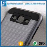Dekking van de Telefoon van het Satijn van de borstel de Mobiele voor de Melkweg van Samsung J7