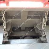 Коробка груза короля Pin 45m3 сбывания 90mm фабрики наклоняя Semi трейлер
