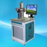 Marcatura superiore dell'imballaggio della macchina della marcatura del laser di stampa per la costruzione