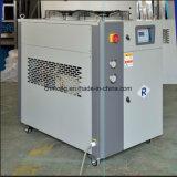 Luftgekühlter industrieller Kühler mit Spitzenseite der Ventilatoren