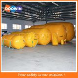 Beiliegende Schwimmaufbereitung-Luft-Aufzug-Marinebeutel