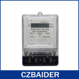Meter van de Energie van het Wattuur van de enige Fase de Elektronische Actieve Digitale (DDS2111)