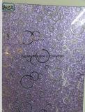 Стекло высокого качества декоративное, стекло цветка льда, стекло искусствоа
