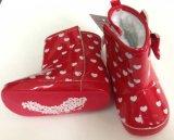 Gaines de pluie de mode pour des filles de bébés