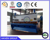 Máquina de corte hidráulica da placa de aço do metal do feixe do balanço QC12Y-20X3200