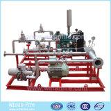 Dérapage de vente chaud de pompe de pression d'équilibre dosant le système