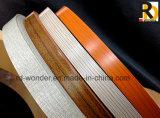 Différents types de bandes de bord de PVC pour meubles