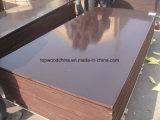 外部の使用のための18mm Buidlingの物質的で具体的な閉める合板
