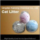Litière du chat (silicagel, bentonite)