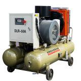 Energiesparender beweglicher Schrauben-Luftverdichter-Schrauben-Verdichter