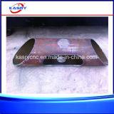 Автомат для резки плазмы CNC взаимнооднозначного обслуживания автоматический для круглой трубы