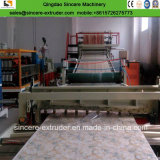 Linea di produzione di pietra di marmo dell'espulsore di strato del PVC Iaminated
