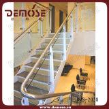 屋内鋼鉄ガラス階段(DMS-2001)