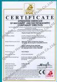 Burilador de madera seguro y eficiente de la certificación 9HP de C E