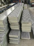 Panneaux composés en métal/feuille gravée en relief d'acier inoxydable