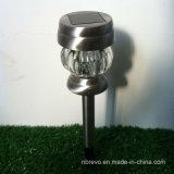 스테인리스 태양 모자이크 LED 정원 잔디밭 빛 (RS110)