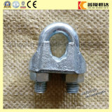 La qualité DIN 741 a modifié l'usine de clips de câble métallique