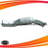 Sinotruck Hohan LKW zerteilt Abgas-Rohr (zweites Kapitel) 0122