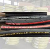 1sn 2sn umsponnener Gummischlauch für hydraulische Gummischläuche