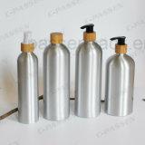 대나무 로션 펌프 (PPC-ACB-026)를 가진 알루미늄 샴푸 로션 병