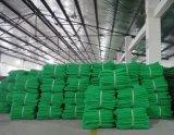 réseau en plastique d'ombre de Sun de toit de la Chambre 100g verte