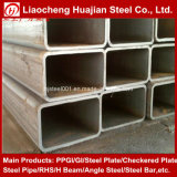 Stahlrechteckige Stahlgefäß-zufällig Länge des gefäß-A36