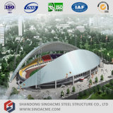 Prefabricated Large Span Steel Structure Stadium Roofing