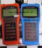 Compteur de débit ultrasonique tenu dans la main portatif de Tuf-2000h pour l'eau, le liquide etc.