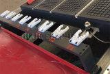 Commutateur d'outil automatique de couteau lourd de commande numérique par ordinateur, Atc de couteau de commande numérique par ordinateur pour le couteau 1325 avec l'axe de Hsd 9kw