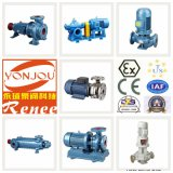 Bomba centrífuga da irrigação da bomba de água do motor elétrico & Diesel de Yonjou