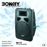 새롭거나 소형 또는 옥외 Homeuse/Bluetooth/Professional/Plastic 스피커 (BP-15)