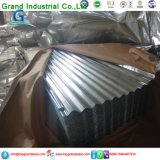 Folha de metal de aço galvanizada prima do mercado de Kenya com bobina