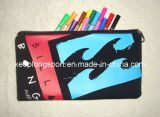 Caixa de lápis impermeável elegante do neopreno para crianças
