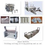 Hohe Produktions-medizinische Behandlungs-Gaze-spinnender Webstuhl-Maschine