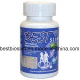 Botanisches bestes dünnes Gewicht-Verlust Softgel Biokost-Vitamin, das Pillen abnimmt