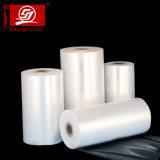 El buen PE auto-adhesivo de la fábrica que envuelve la película de estiramiento de la paleta de LLDPE