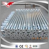 構築の足場プッシュプル調節可能な高さの調節可能な支柱